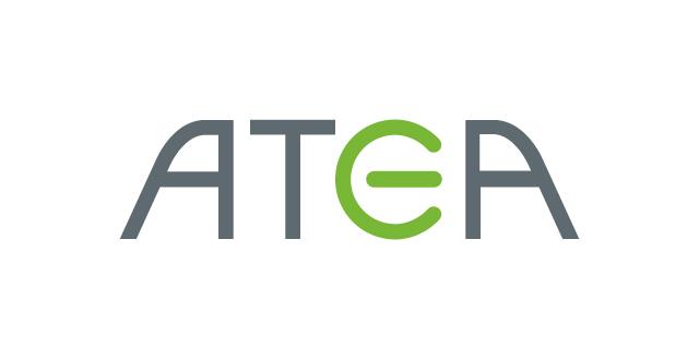 Ateas logotyp