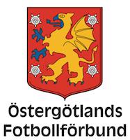 Östergötlands fotbollsförbunds logotyp